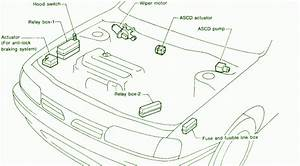 1993 Infiniti G20 Engine Diagram