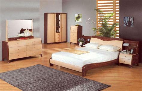 elegant wood elite modern bedroom sets  extra storage