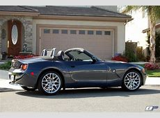 rlc's 2004 Z4 25i Roadster BIMMERPOST Garage