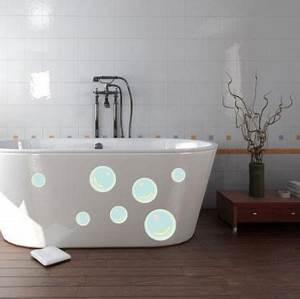 Baignoire A Bulle : stickers baignoire bulle enfant stickers malin ~ Melissatoandfro.com Idées de Décoration