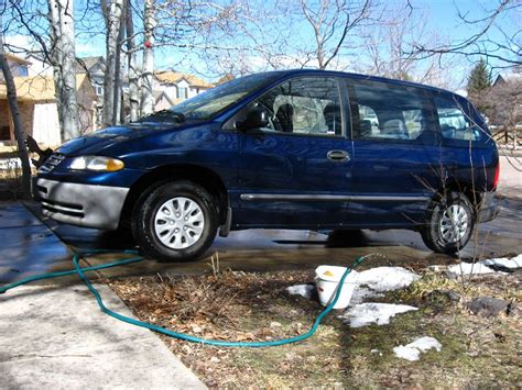 Writing And Winter Car Washes  Andy Scheer Editorial Services