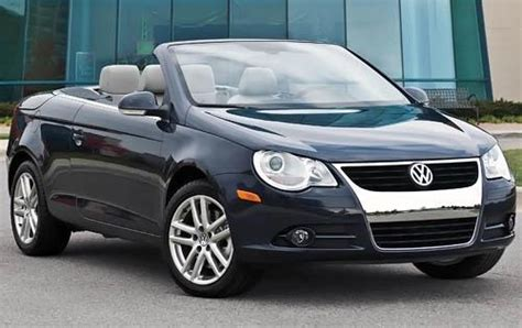 Used 2010 Volkswagen Eos Pricing