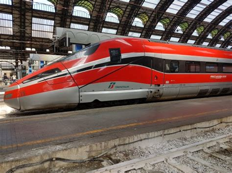 Picture Of Treni Eurostar Italia, Rome