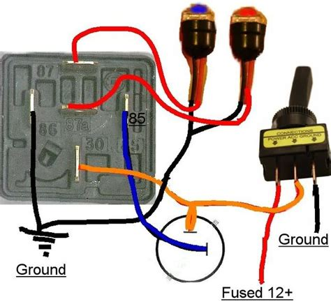 How Install Led Flasher Circuit