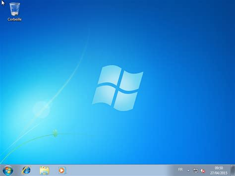 bureau disparu windows 7 bureau windows 7 module 2 le syst me d 39 exploitation