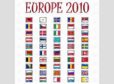 Flags of Europe and Asia Vector Image – Vector Artwork of