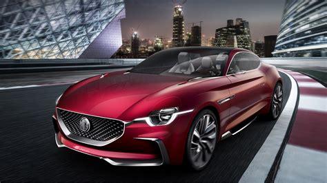 Mg E Motion Concept Car Wallpaper