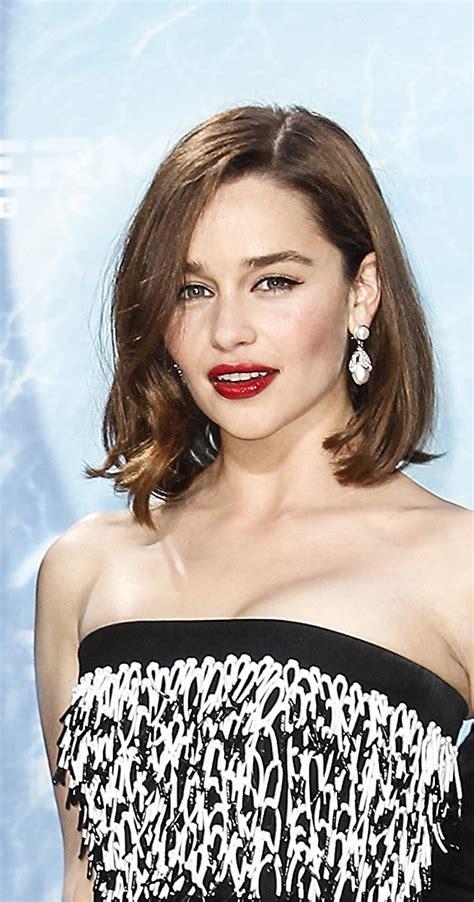 all actress in game of thrones emilia clarke imdb