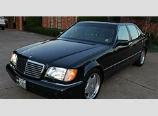 MercedesBenz W140 S600 on AMG Monoblocks BENZTUNING