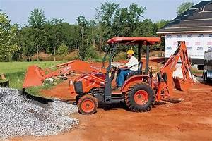 New Kubota B26 Tlb Tractors For Sale