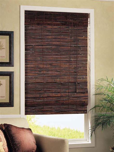 Outdoor Bamboo Shades Lowes Oz Visuals Design