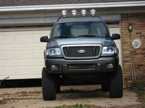 ford ranger with light bar roof light bar opinions ranger forums the