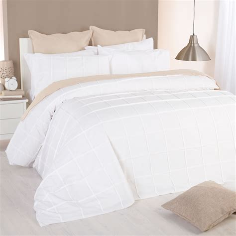 Koo Weston Pintuck Quilt Cover Set  Quilt Covers Bed