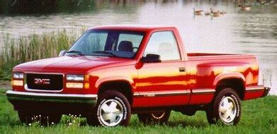 blue book value for used cars 1996 gmc 1500 club coupe auto manual 1996 gmc 1500 regular cab pricing ratings expert review kelley blue book