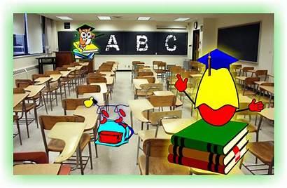 Classroom Future Walk Flipping Kidz Study Upside