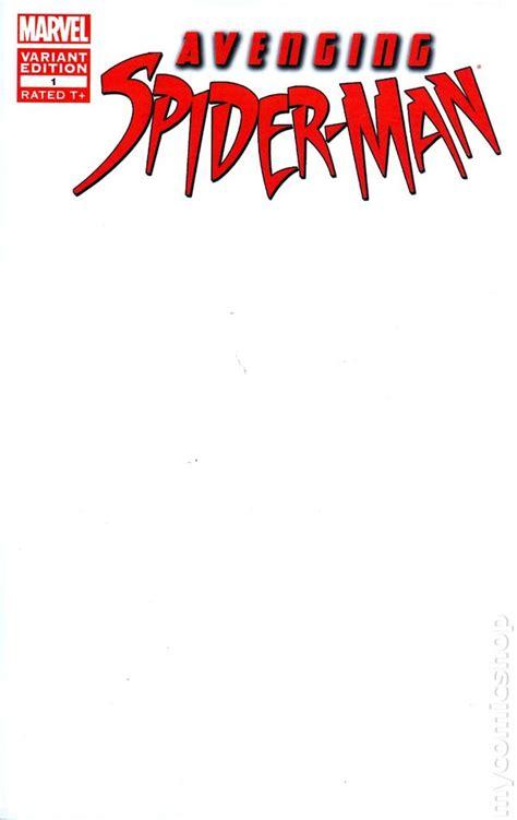 avenging spider man  comic books