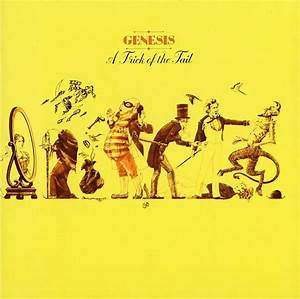 Genesis A Trick Of The Tail « Classic Rock Review