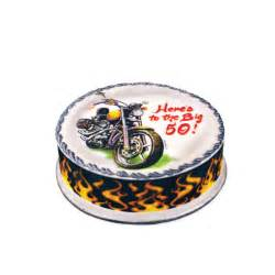porcelain cake topper ride a motorcycle through your cake cutting ceremony