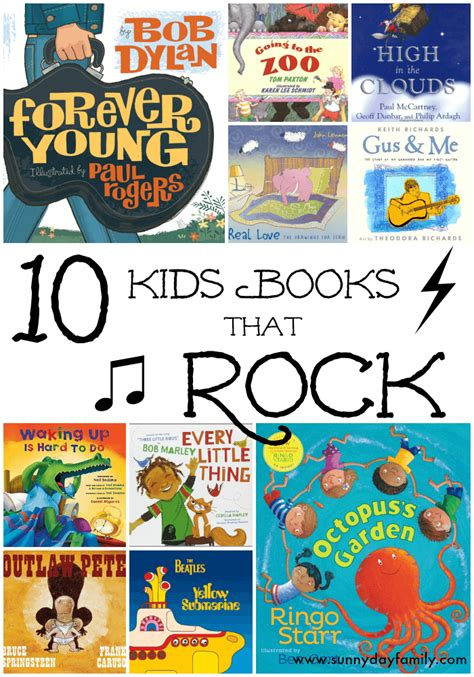 10 books that rock by musicians you day 619 | kids%2Bbooks%2Bthat%2Brock