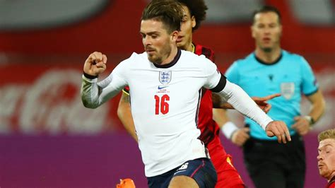 Belgium 2-0 England: Player ratings as Jack Grealish stars ...