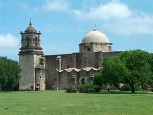 San Jose Mission San Antonio