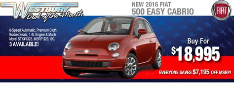 Fiat Island by New Fiat Deals Island Ny Pre Owned Fiat Deals