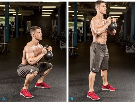 kettlebell exercises workout need squat goblet kettle bell fitness benefits bodybuilding excercises kettelbell lifting routine stylerug three boxing beginners