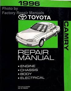 1996 Toyota Camry Factory Service Manual Original Shop