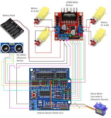 robot car  tcs color recognition