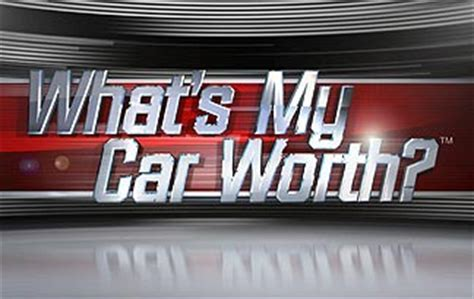 Whats My Car Worth