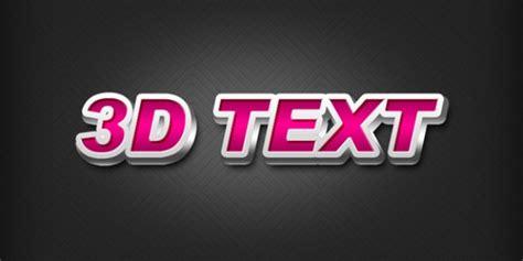 Editar Template De Texto Psd by Crear Un Efecto De Anuncio De Texto En Photoshop