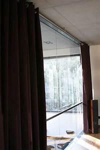 Gardinenstange An Decke Anbringen : deckenbefestigung und deckenmontage von gardinenstangen mit rundrohr ~ Bigdaddyawards.com Haus und Dekorationen