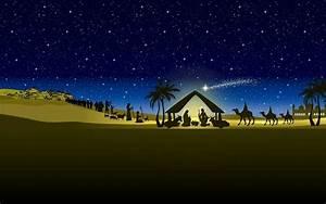 Christmas Nativity Wallpaper (62+ images)