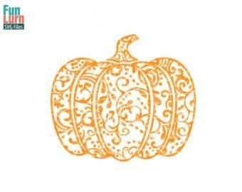 For the best svg files for happy halloween svg, frankenstein svg, halloween shirt svg, halloween tshirt svg go to. Halloween SVG Zentangle Pumpkin SVGswirl Doodle by ...