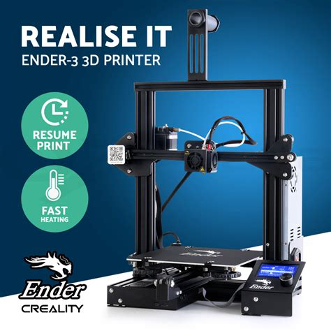 Resume 3d Printing by Creality Ender 3 3d Printer Official Resume Printing High