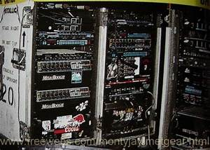 James Hetfield Touring Guitar Rig