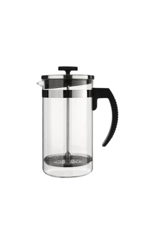 cafetiere a piston la cafeti 232 re 224 piston chrom 233 e de melitta chacun caf 233