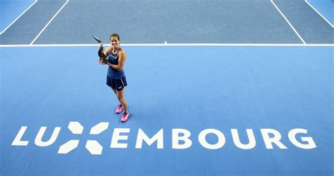julia goerges luxembourg goerges betters bencic to win luxembourg title