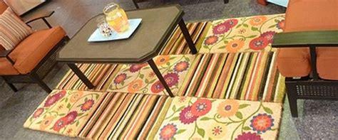 diy outdoor rug diy design custom outdoor rug ty pennington