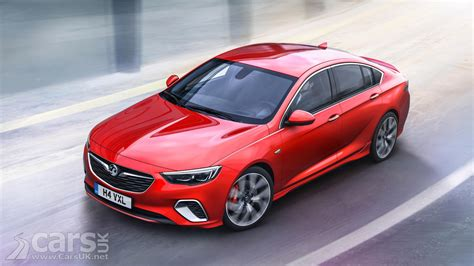vauxhall insignia vauxhall insignia gsi revealed ahead of a frankfurt debut