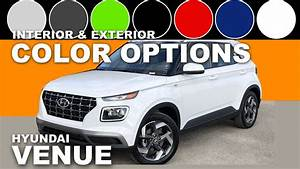 2020 Hyundai Venue - Color Options Buying Guide