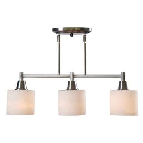 lighting cirrus brushed steel 4 light island light 28