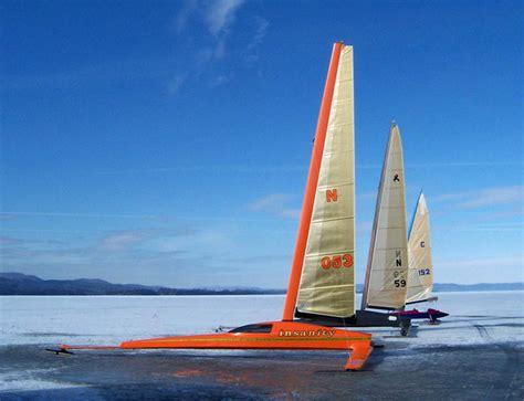 Lake Ice - Speed on ice