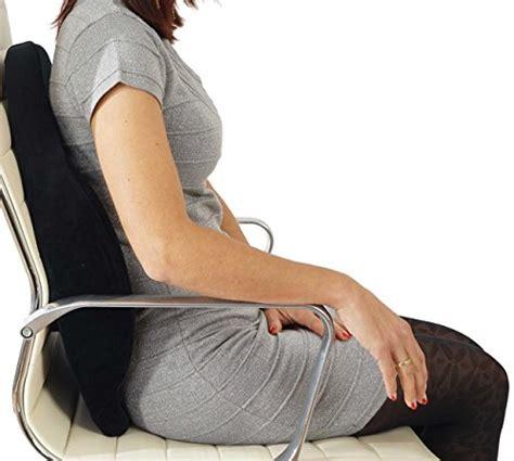 coussin ergonomique pour chaise de bureau sitfit plus coussin gonflable ergonomique efficace pour