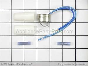 Wiring Diagram Frigidaire Defrost Timer 21546602