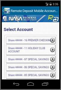 NASA FCU Mobile Remote Deposit - Android Apps on Google Play