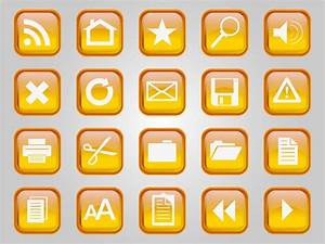 Computer Vector Icons Vector | Free Download
