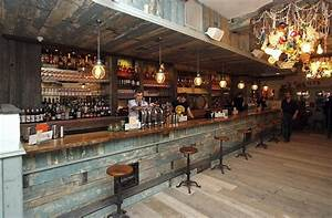 How to create a rustic bar or restaurant design – Dawnvale