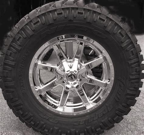 fuel  road maverick chrome  wheels