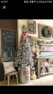 Use, Large, Crock, To, Hold, Tree, Stitch, A, Burlap, Bag